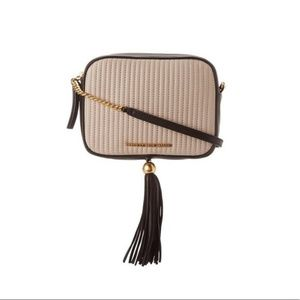 Marc Jacobs - Gig Mossheart Quilted Cross Body Bag